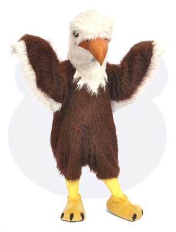 Adelaar mascotte - Arie de adelaar mascotte pak huren
