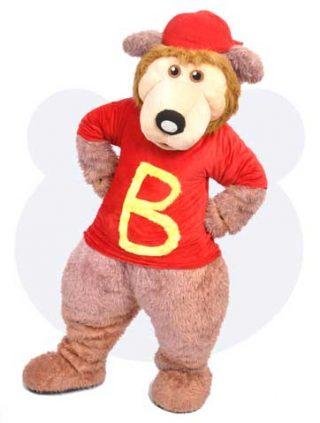 berenpak-mascotte-pak-huren-beer-met-rode-trui-bem-entertainment