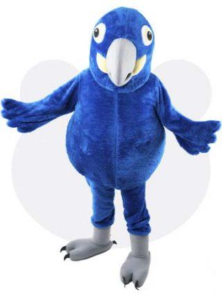 paula-papegaai-mascotte-pak-huren-bem-entertainment